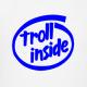 troll inside