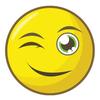A y est sant la lune - Image smiley gratuit ...
