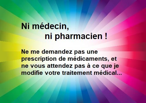 Ni medecin ni pharmacien